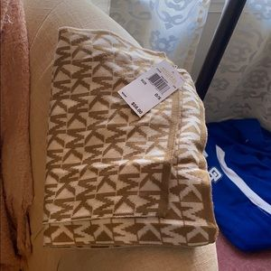 Michael Kors Long Scarf New With Tags